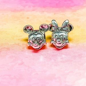 ❤️Pandora❤️ Disney Mickey Minnie charms set